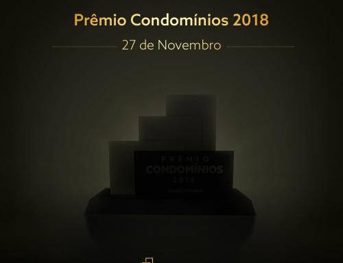 PRÊMIO CONDOMÍNIOS 2018: organização do evento está a todo vapor