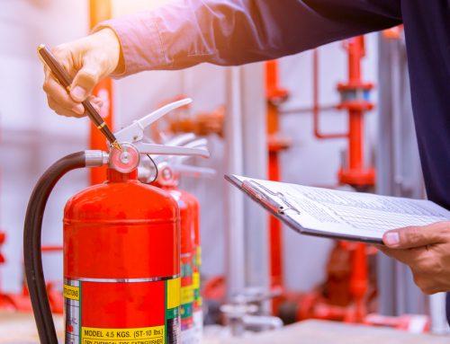 Atente-se para inspeção de equipamentos contra incêndios