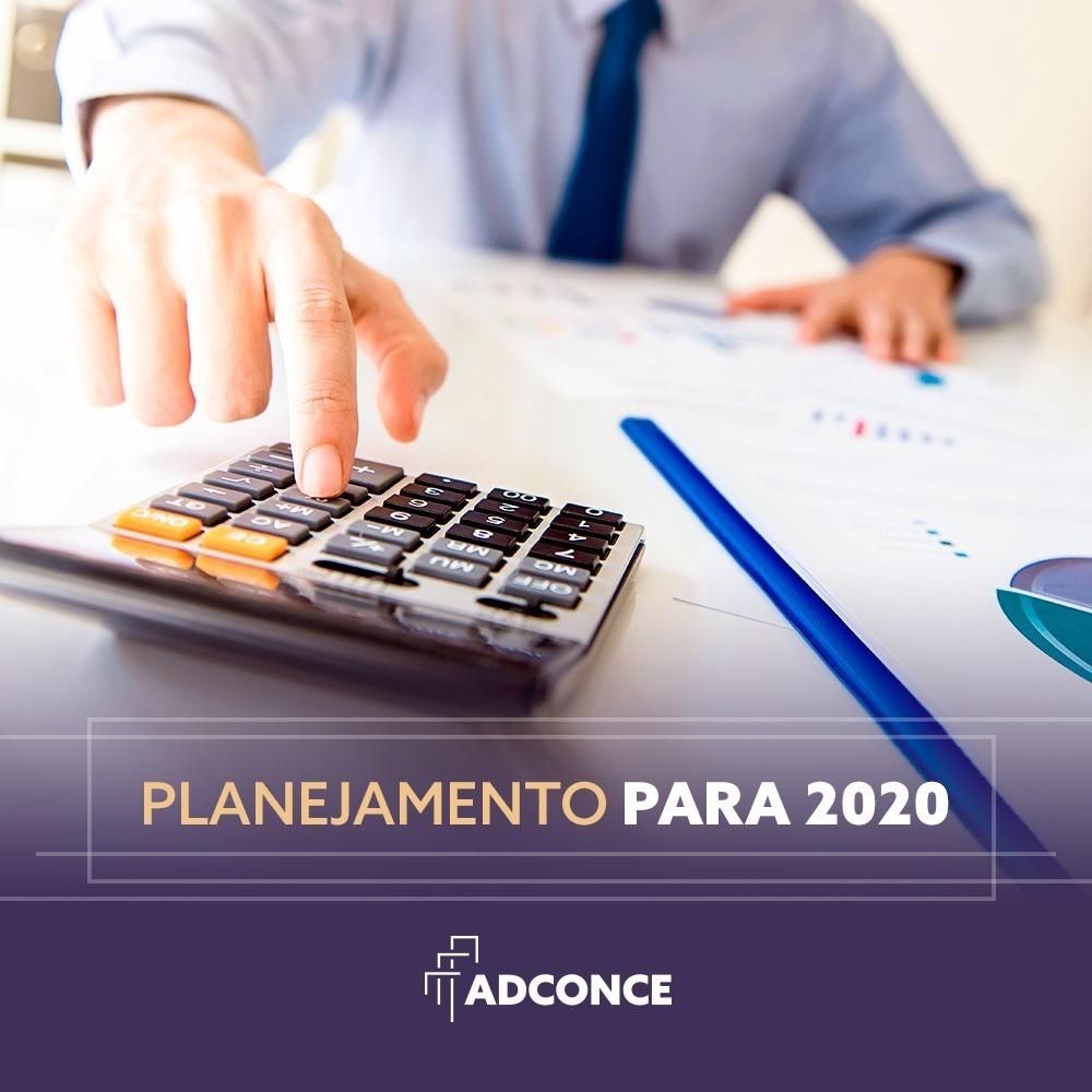 Planejamento financeiro para 2020