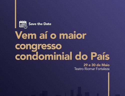 Realizado pela Adconce, Condominial Brasil 2020 acontece nos dias 29 e 30 de maio